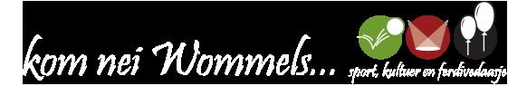 Kom nei Wommels Logo